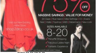 Fashion show on Thursday 26th April