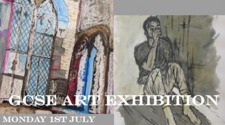 GCSE Art Exhibition July 2019