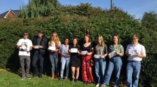 GCSE EXAM SUCCESS!